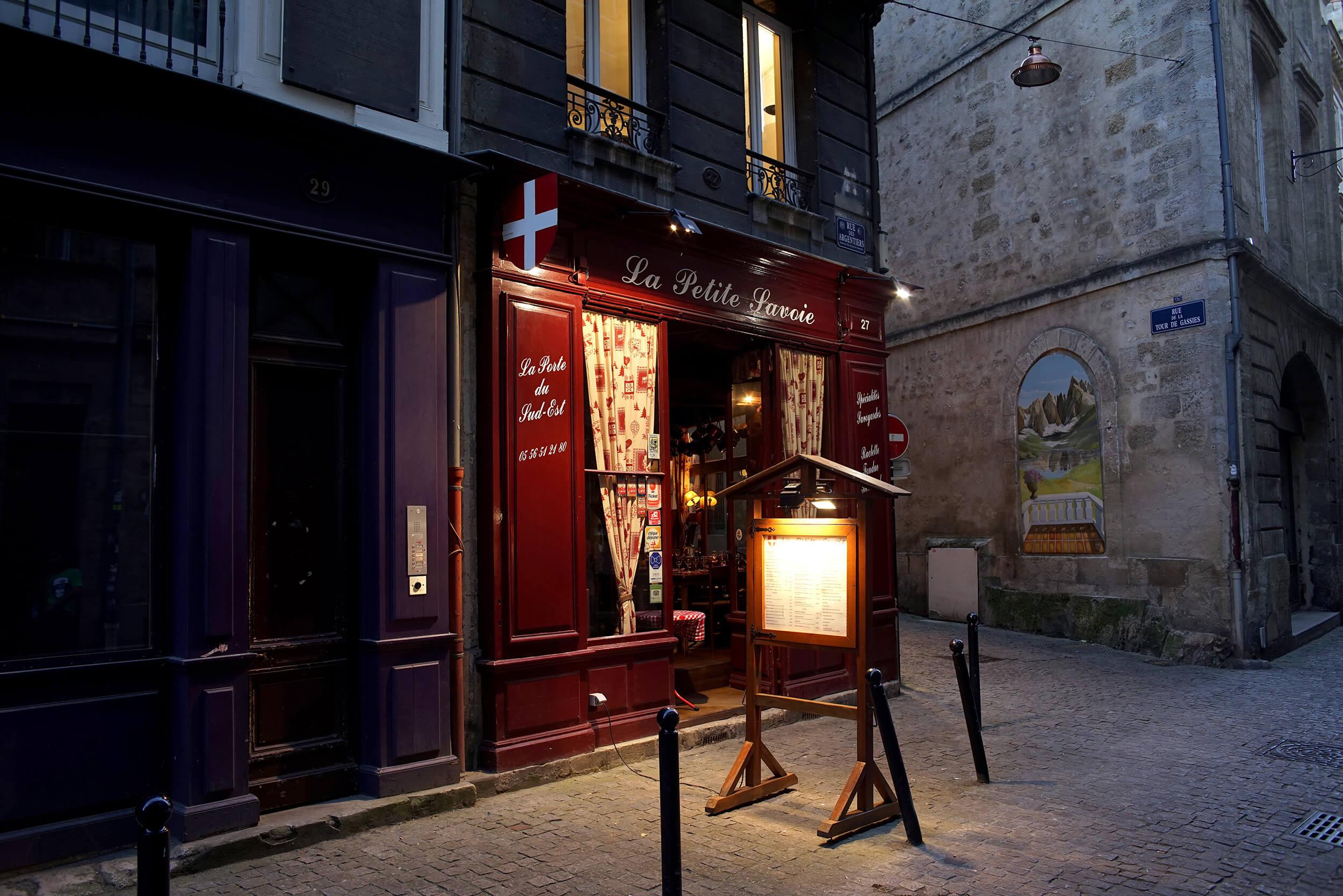 Rue des Argentiers